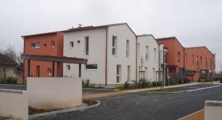 Maison Tremplin une maison-relais de vingt logements de l'association tremplin