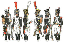 fusiliers Empire